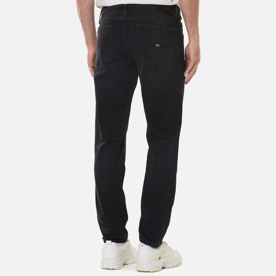 Мужские джинсы Tommy Jeans Ryan Regular Straight AE171 Denim Black