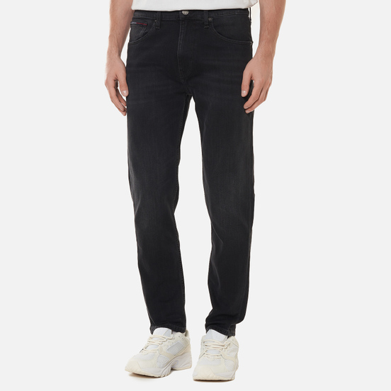 Мужские джинсы Tommy Jeans Rey Relaxed Tapered AE171 Denim Black