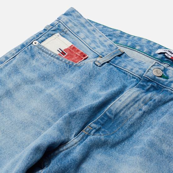 Мужские джинсы Tommy Jeans Dad Regular Tapered AE712 Denim Light