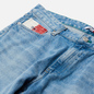 Мужские джинсы Tommy Jeans Dad Regular Tapered AE712 Denim Light фото - 1