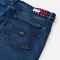 Мужские джинсы Tommy Jeans Ethan Relaxed Straight AE632 Denim Medium фото - 2
