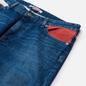 Мужские джинсы Tommy Jeans Dad Regular Tapered AE736 Denim Medium фото - 1