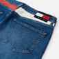 Мужские джинсы Tommy Jeans Dad Regular Tapered AE736 Denim Medium фото - 2
