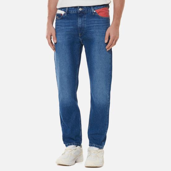 Мужские джинсы Tommy Jeans Dad Regular Tapered AE736 Denim Medium