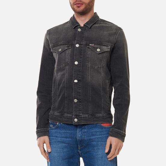 Мужская джинсовая куртка Tommy Jeans Regular Trucker AE188 Denim Medium