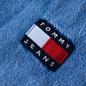 Мужская джинсовая куртка Tommy Jeans Worker Shirt AE714 Denim Light фото - 2