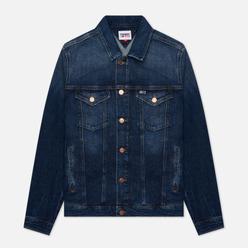Мужская джинсовая куртка Tommy Jeans Regular Trucker AE259 Denim Dark
