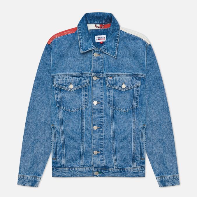 Мужская джинсовая куртка Tommy Jeans Oversize Trucker AE712