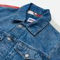 Мужская джинсовая куртка Tommy Jeans Oversize Trucker AE712 Denim Light фото - 1