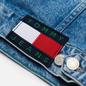 Мужская джинсовая куртка Tommy Jeans Oversize Trucker AE712 Denim Light фото - 2