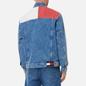 Мужская джинсовая куртка Tommy Jeans Oversize Trucker AE712 Denim Light фото - 4
