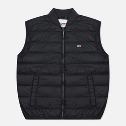 Мужской жилет Tommy Jeans Packable Light Down Black