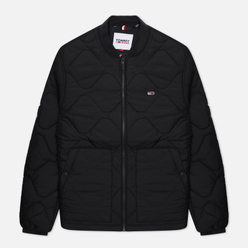 Мужская куртка бомбер Tommy Jeans Quilted Black