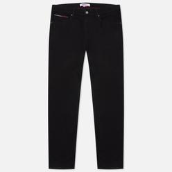 Мужские джинсы Tommy Jeans Ryan Regular Straight BE171 Denim Black