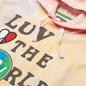 Мужская толстовка Tommy Jeans Luv The World Tie-Dye Hoody Tie Dye фото - 1
