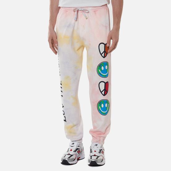 Мужские брюки Tommy Jeans Luv The World Tie-Dye Joggers Tie Dye