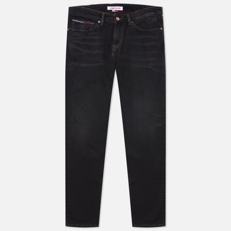 Мужские джинсы Tommy Jeans Scanton Slim BE271, цвет чёрный, размер 32/34
