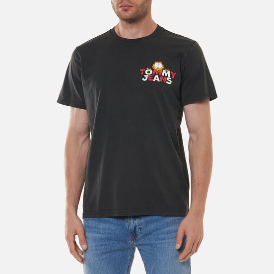 Мужская футболка Tommy Jeans x Garfield Graphic 2 Blackout