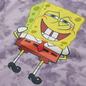 Мужская толстовка Tommy Jeans x Sponge Bob Square Pants Hoodie Tie Dye/Purple Quartz фото - 2