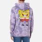 Мужская толстовка Tommy Jeans x Sponge Bob Square Pants Hoodie Tie Dye/Purple Quartz фото - 4