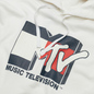Мужская толстовка Tommy Jeans x MTV Hoodie White фото - 1