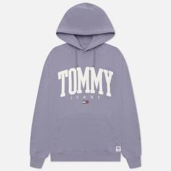 Мужская толстовка Tommy Jeans ABO Collegiate Hoodie Faded Grape