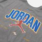 Мужская футболка Jordan Jumpman Graphic Crew Carbon Heather фото - 2