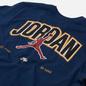 Мужская футболка Jordan Jumpman Graphic Crew Midnight Navy фото - 2
