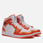 Мужские кроссовки Jordan Air Jordan 1 Mid SE Electro Orange/Black/White фото - 0