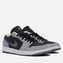 Мужские кроссовки Jordan Air Jordan 1 Low Se Crater Light Smoke Grey/Multi-Color/Black