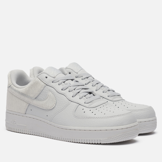 Мужские кроссовки Nike Air Force 1 Low Photon Dust Photon Dust/White
