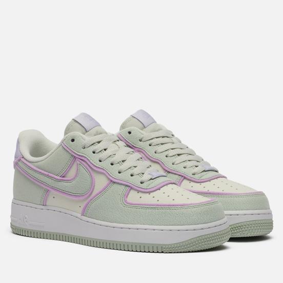 Мужские кроссовки Nike Air Force 1 Sea Glass Sea Glass/Seafoam/Pure Violet