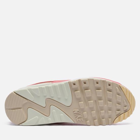 Женские кроссовки Nike Air Max 90 Sea Glass Sea Glass/Saturn Gold/Pink Salt/Seafoam