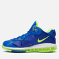 Мужские кроссовки Nike LeBron VIII V2 Low QS Sprite Treasure Blue/White/Black фото - 5