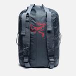 Дорожная сумка Arcteryx Carrier Duffel 55 Gunmetal фото- 3