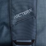 Дорожная сумка Arcteryx Carrier Duffel 55 Gunmetal фото- 8