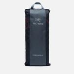 Дорожная сумка Arcteryx Carrier Duffel 55 Gunmetal фото- 9
