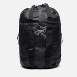 Дорожная сумка Arcteryx Carrier Duffel 80 Black фото- 3