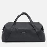 Brooks England Mott Weekender Medium Travel Bag Black photo- 0