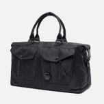Дорожная сумка C.P. Company Borsone Con Oblo Black фото- 1