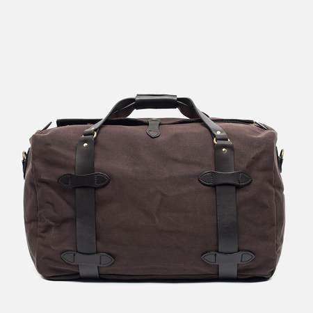 Filson Duffle Medium Travel Bag Brown