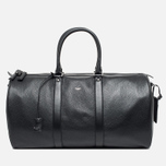 Дорожная сумка Hackett Pebble Boston Cabin Holdall Black фото- 0