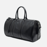 Дорожная сумка Hackett Pebble Boston Cabin Holdall Black фото- 1