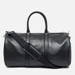 Дорожная сумка Hackett Pebble Boston Cabin Holdall Black фото- 3