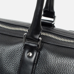 Дорожная сумка Hackett Pebble Boston Cabin Holdall Black фото- 5