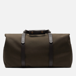 Дорожная сумка Mismo M/S Supply Army/Dark Brown