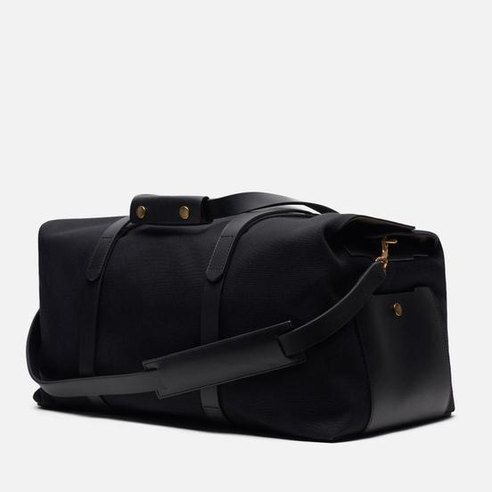 Дорожная сумка Mismo M/S Supply Coal/Black