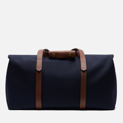 Дорожная сумка Mismo M/S Supply Midnight Blue/Cuoio