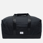 Дорожная сумка Norse Projects Vitus Compact Weekender Black фото- 0