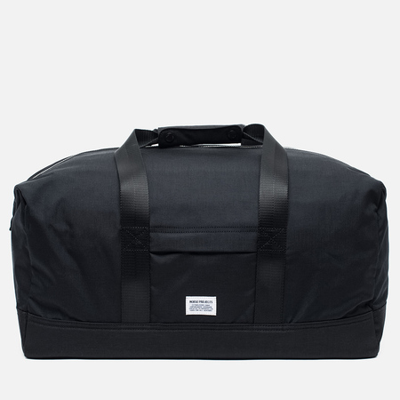 Norse Projects Vitus Compact Weekender Travel Bag Black